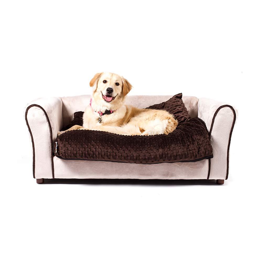Keet Westerhill Pet Sofa Bed, Khaki, Large