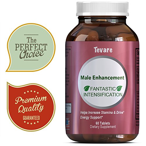 45 mg Top Rated Male Enhancement Tablets for Men – Tongkat Ali Extract + Maca Root Powder Herbal Libido Booster – Increase Stamina Best Sex Drive Enhancing Pills + Libido Enhancer – By Tevare