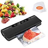 Vacuum Sealer, Fityou Automatic Vacuum Air Sealing Machine with Bags & Smart Kit