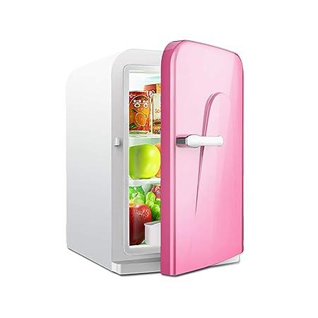QJJML Mini Refrigerador, Refrigerador De 16L para AutomóViles ...