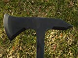 Red Deer High Carbon Steel Rescue Tomahawk Axe with