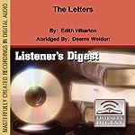 The Letters | Edith Wharton