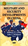 Military and Security Developments in China, Anthony G. Leehy and John J. Wildstein, 1619420090