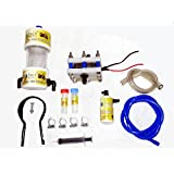 Hydro Tech HHO Dry cell Fuel Saver Kit for Bike up to 400 cc