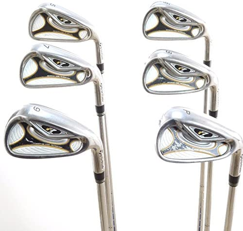 TaylorMade R7 Right-Handed Iron Set Steel Regular