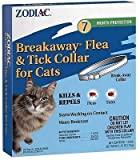 Zodiac Breakaway Flea & Tick Collar for Cats 7 months