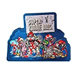 'Super Zombie Brothers' Classic Video Game Parody - Iron on Embroidered Patch