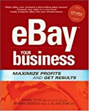 EBay Your Business, Janelle Elms and Michael Bellomo, 0072257113