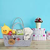 Baby Diaper Caddy Organizer - Shower Registry Gift