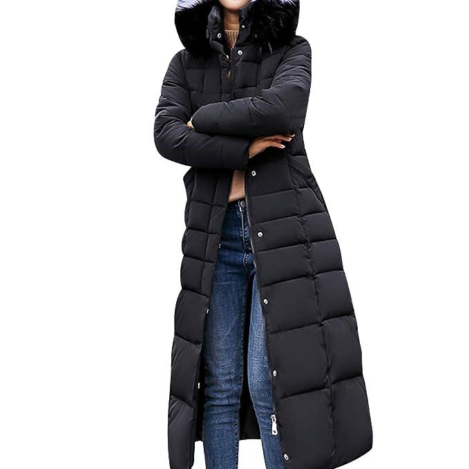 e140d8a45564 QN Women Long Down Winter Coat