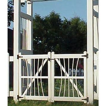 Courtyard Arbor Gate