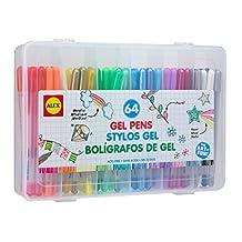 Alex Toys Artist Studio 64 Gel Pens