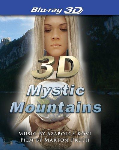 3D Mystic Mountains [Blu-ray 3D]