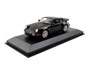 Minichamps 1:43 - Escala Maxichamps 1990 Porsche 911 Turbo Modelo de juguete