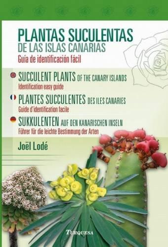 Descargar Libro Plantas Suculentas De Las Islas Canarias Joel Lode