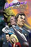 idw galaxy quest - Galaxy Quest: The Journey Continues