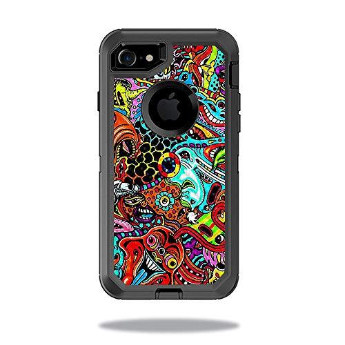 red carbon fiber iphone 4 case - 9