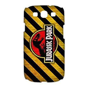 Teentopvogue Jurassic Park Trilogy Jurassic Park Operation Genesis Protector for For SamSung Galaxy S3 Case Cover
