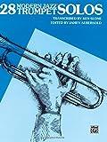 28 Modern Jazz Trumpet Solos, Bk 1