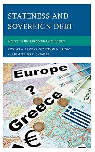 Stateness and Sovereign Debt: Greece in the European Conundrum