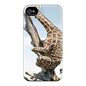 Giraffe Case Compatible With Iphone 4/4s/ Hot Protection Case