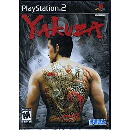 Yakuza - PlayStation 2