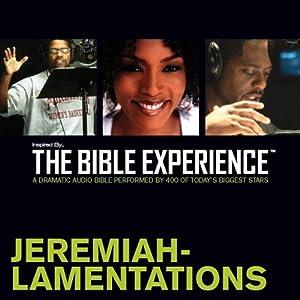 Jeremiah - Lamentations Audiobook