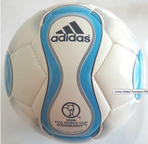 adidas Teamgeist - Balón de fútbol sala, diseño del Mundial de ...