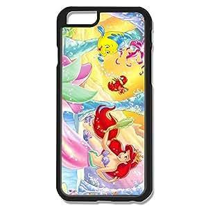 Zhongxx Little Mermaid Durable Pc Case For iphone 6 plusd 5.5