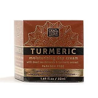 Dead Sea Collection Moisturizing Day Cream enriched in Dead Sea Minerals & Turmeric 1.69fl.oz