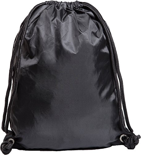 Ellesse Pensford - Mochila con cordones para gimnasio, varios colores Negro - negro