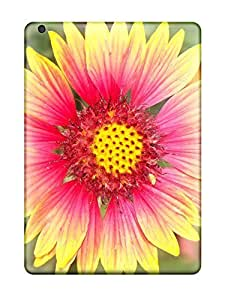 Hot Snap-on Summer Flowers Hard Cover Case/ Protective Case For Ipad Air by icecream design