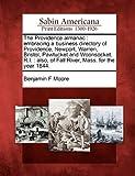 The Providence Almanac, Benjamin F. Moore, 1275767885