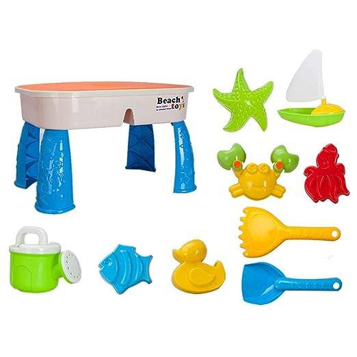 Juego de juguetes para la playa para niños, seguro, no tóxico ...
