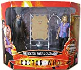 Doctor, Rose And Cassandra Action Figure