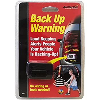 Amazon com: 12V 105 DB Universal Car Truck Backup Reverse
