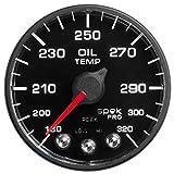 Auto Meter AutoMeter P553328-N1 Pro-Nascar 2-1/16'' Oil Temp, 180-320`F, BFB, ECU, Spek Nl