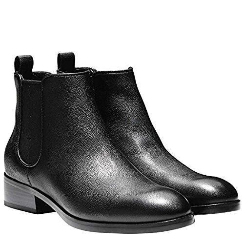 Cole Haan Women's landsman Bootie II (9 B(M), Black Leather)