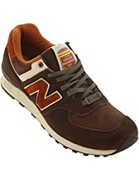 New Balance Mens Brown/Orange M576TBR Tea Pack