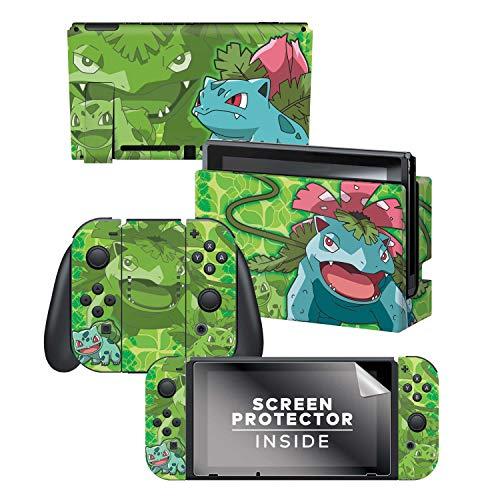 Controller Gear Nintendo Switch Skin & Screen Protector Set - Pokemon -