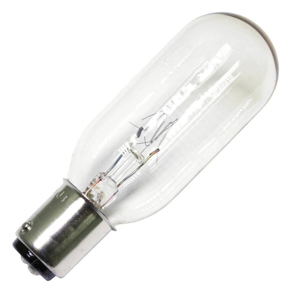 Eiko 790 Cax 130 Ophthalmic Lamp T8 50 Watt Light Bulbs Incandescent Bulb Diagram Volts Ba15d Base 2875k 130v 50w Ansi Video Projector Lamps