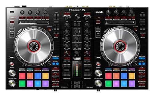 Pioneer DJ DDJ-SR2 Portable 2-channel controller for Serato DJ (Dj Mixer And Controller)