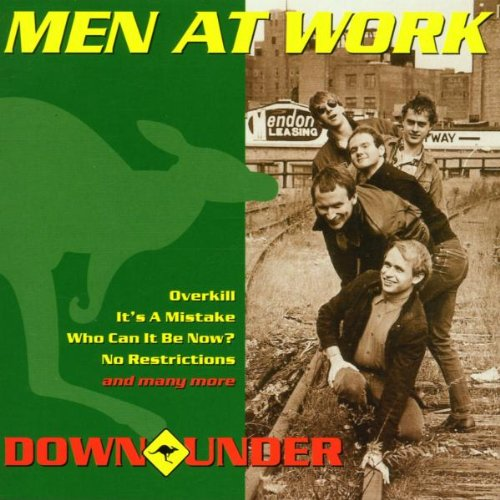 Down Under. (Contraband The Best Of Men At Work)