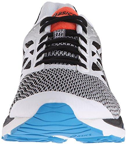 White Shoe Black Running 18 Cumulus Men ASICS Silver Gel xq8ZSgYxnw