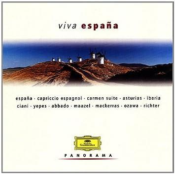 Amazon.com: Panorama: Viva Espana: Music