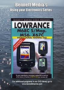 LOWRANCE M68C S/Map, M56,X67C