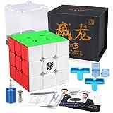 Coogam Moyu Weilong GTS3 M Speed Cube GTS V3 Magnetic 3x3 Magic Cube GTS 3 M Puzzle Cube GTS 3M Stickerless