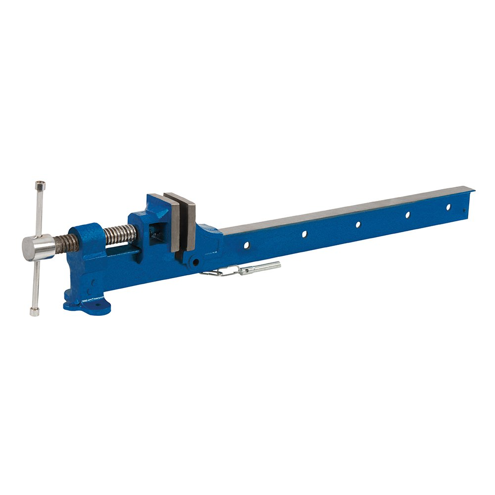Silverline Tools 738743 T-Bar Sash Cramp 600mm, Blue