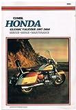 Honda GL1500C Valkyrie, 1997-2000, Clymer Publications Staff, 0892877529