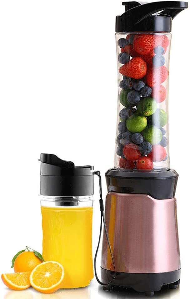 YHDQ Licuadora de Smoothies, Mini licuadora de 600 ml, para la ...